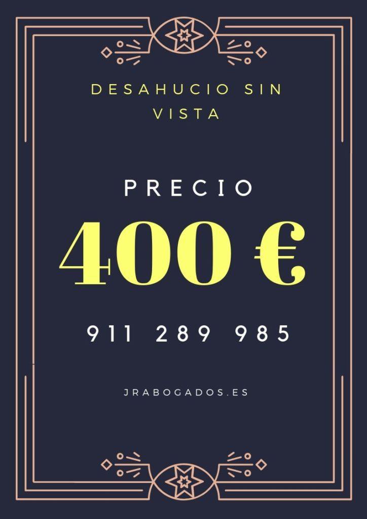 precio.desahucio.madrid