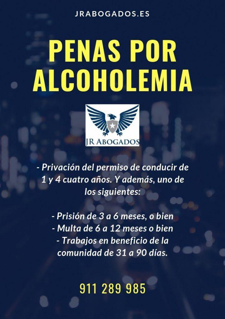 Abogado en alcoholemia en Alcalá de Henares