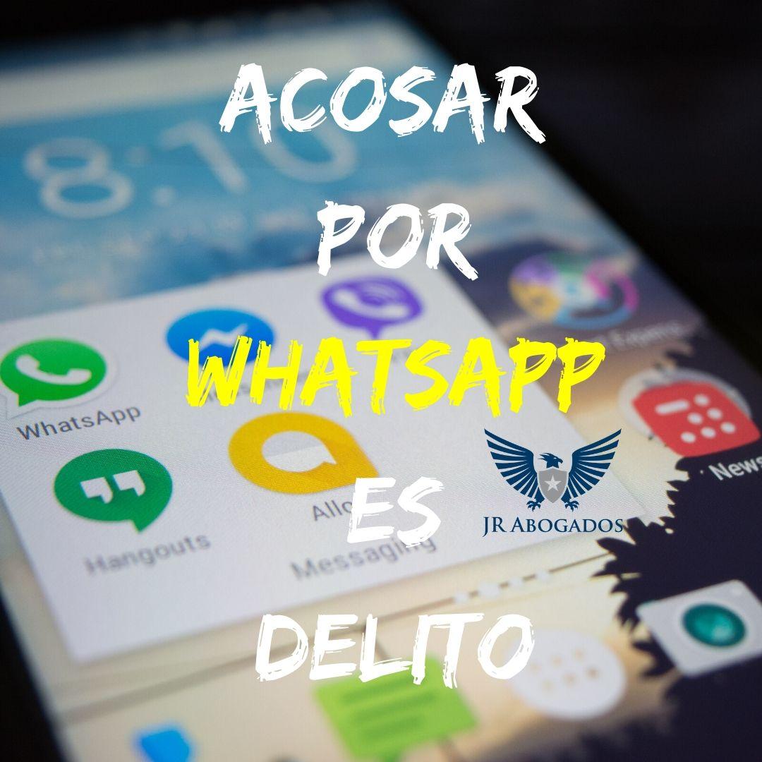 acosar-whatsapp-delito