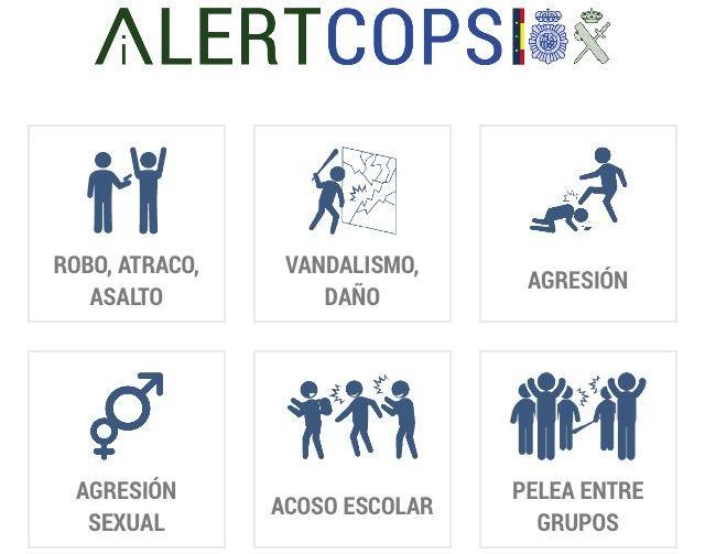 sistema de alerta a la policia