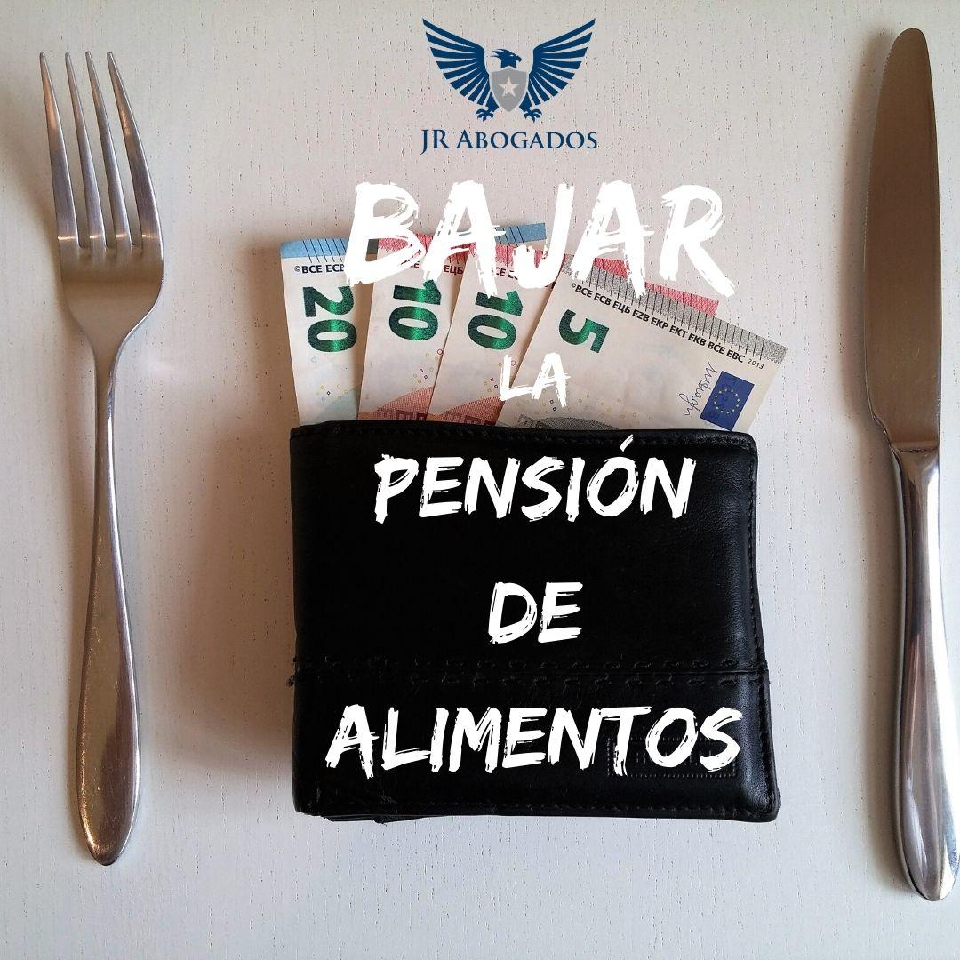 bajar-pension-alimentos