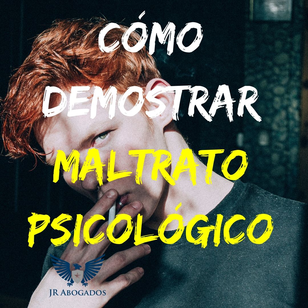 como-demostrar-maltrato-psicologico