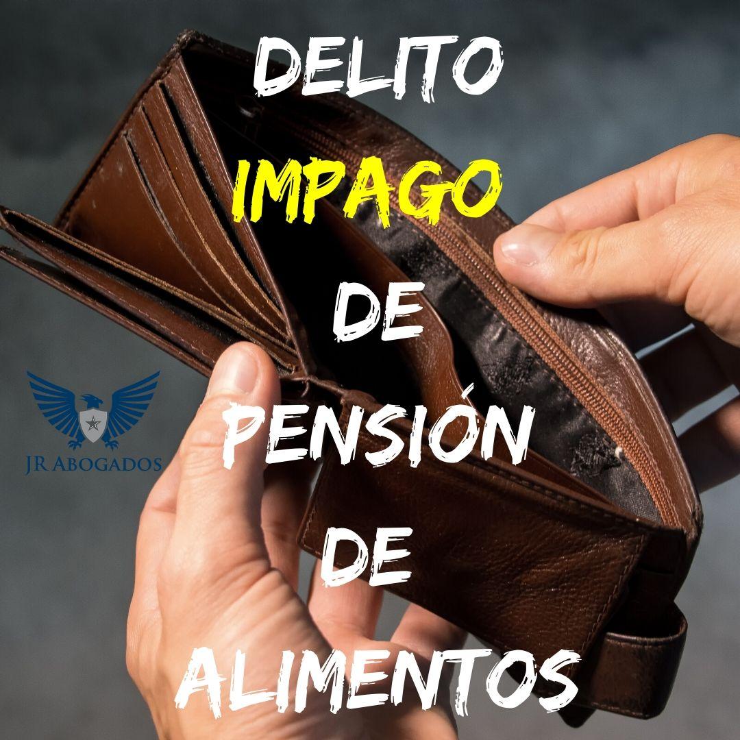 delito-impago-pension-alimentos