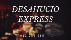 desahucio express abogado madrid