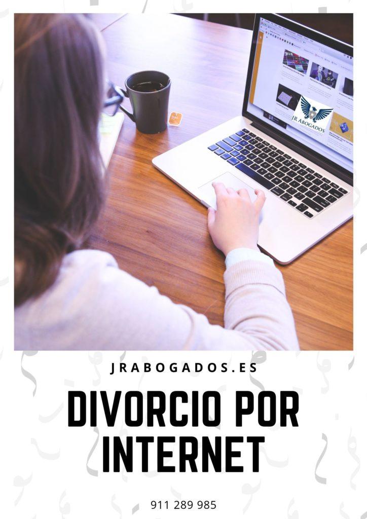 divorcio internet