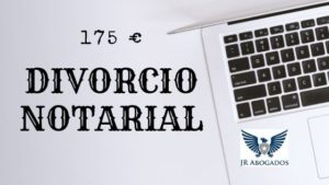 precio divorcio notarial madrid