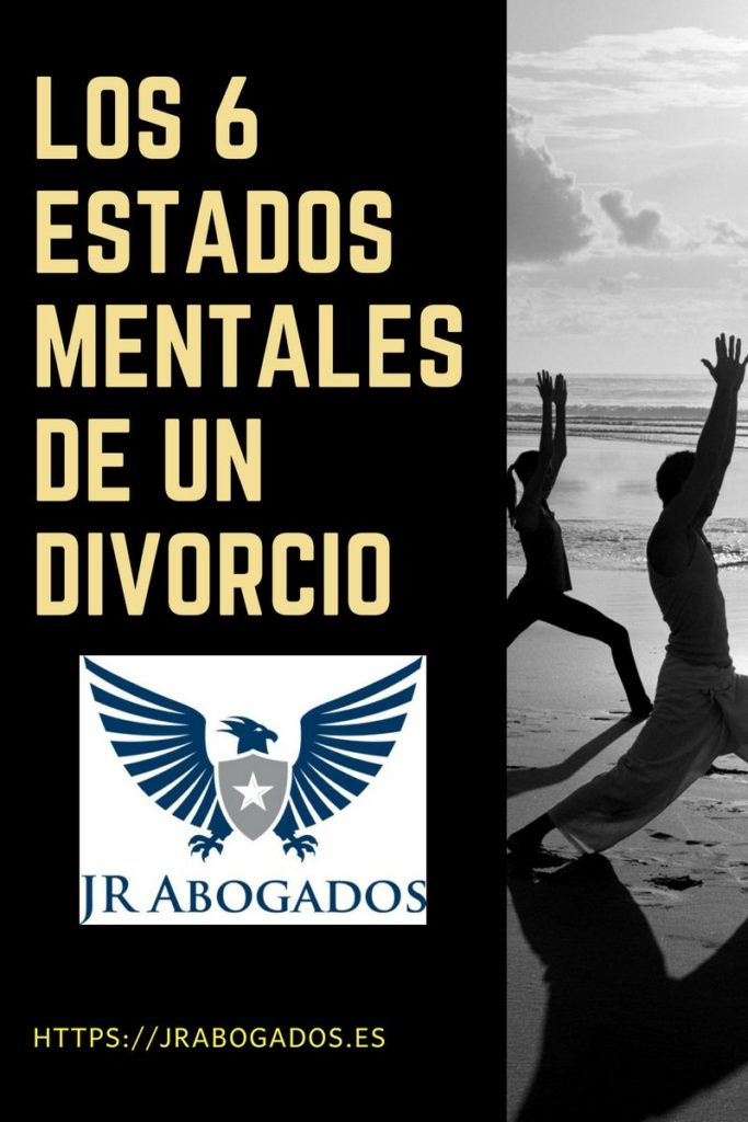estados mentales de un divorcio