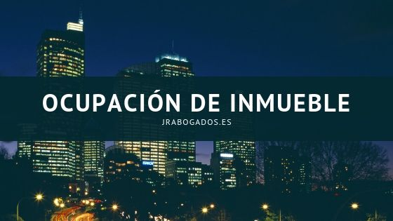 ocupacion inmueble madrid