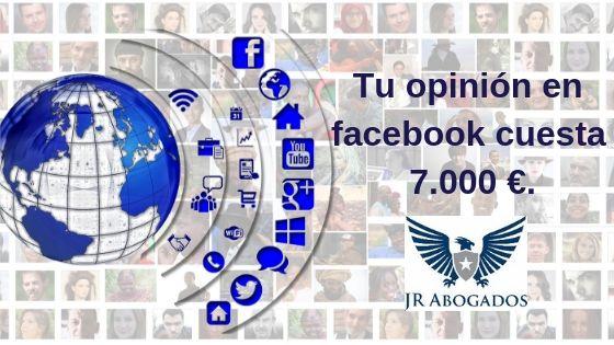 derecho al honor en facebook