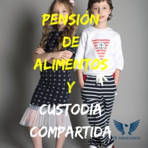 pension-alimentos-custodia-compartida