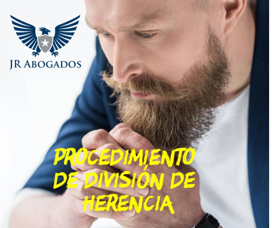 procedimiento.division.herencia